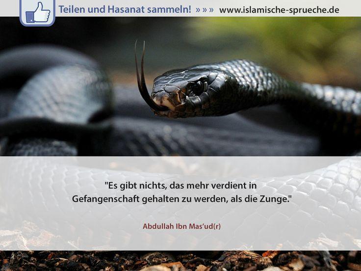 Die Zunge Http://islamische Sprueche.de/islamische Sprueche/