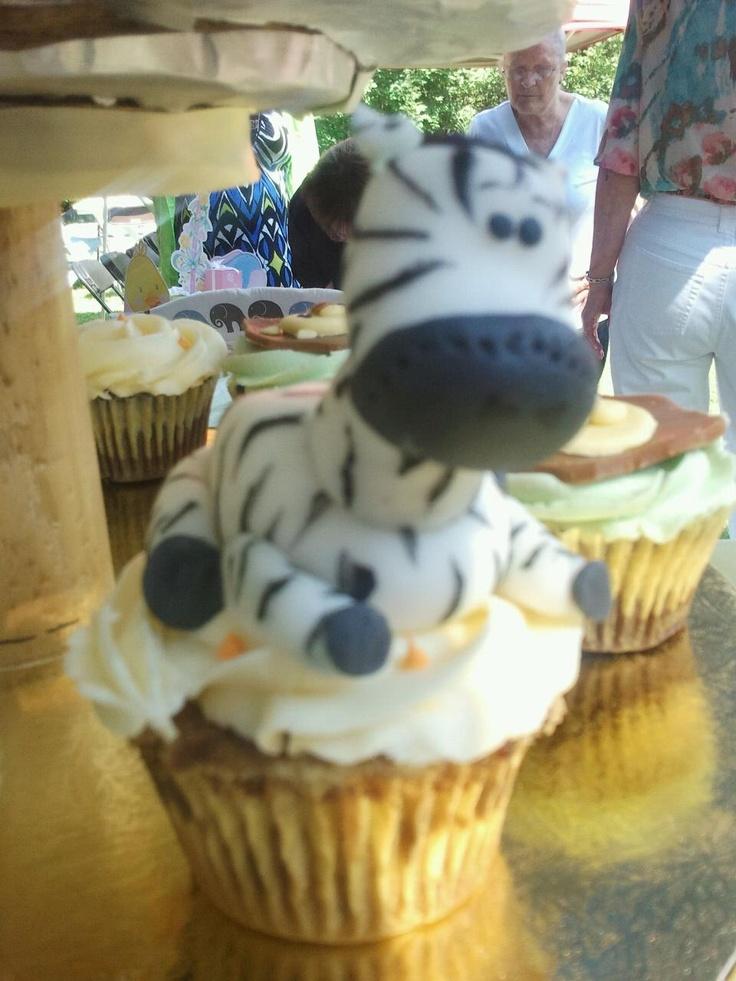 how to make a zebra cake with fondant