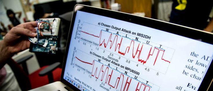 Il metodo prevede di sfruttare gli accelerometri integrati nella maggior parte dei dispositivi mobili di oggi. Un pericolo che si avvale della musica per mettere a rischio i nostri smartphone