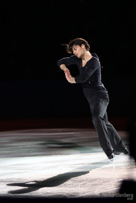 Quite ready to see him tonight @ Opera On Ice
