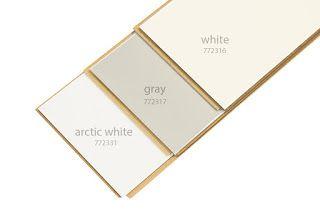 Elesgo Floor: 772 316 Color White Elesgo Laminat Parke