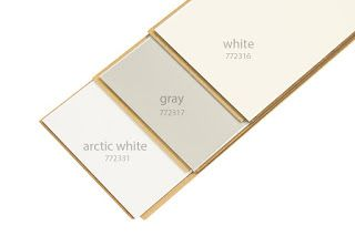 Elesgo Floor: 772 316 Color White Elesgo Laminat Parke