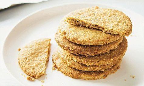 Digestive biscuits- Davina McCall