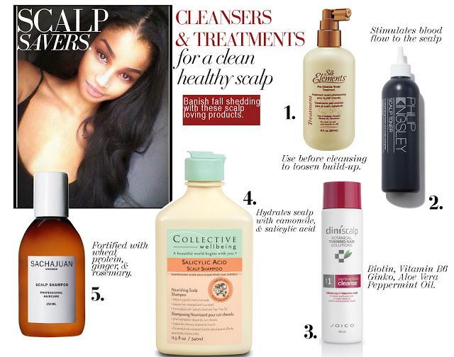 RHH Blog - Scalp Cleansers + Treatments to take your regimen to the next level.