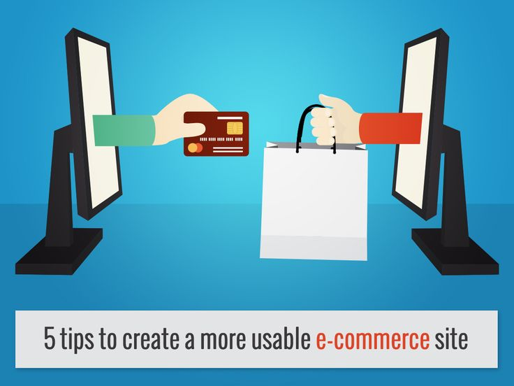 5 Tips to Create A More Usable E-Commerce Website