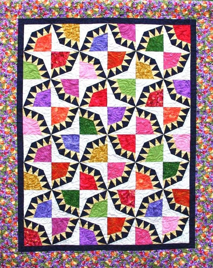 32 best Watermelon stuff images on Pinterest | Watermelon quilt ... : watermelon quilt pattern - Adamdwight.com