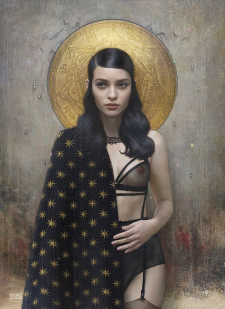 "Tom Bagshaw for The 5th Annual Supersonic Invitational.Brand new, incredible artwork by artist Tom Bagshaw entitled ""Accismus"" for The 5th Annual Supersonic Invitational Group Show which opens on..."