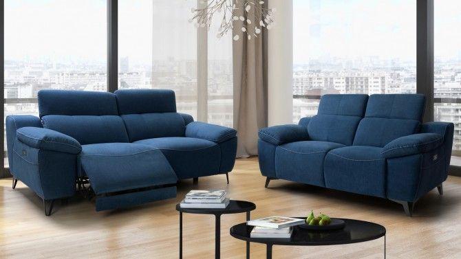 Un Salon Complet Tissu Design De Relaxation Faro Dote D Un