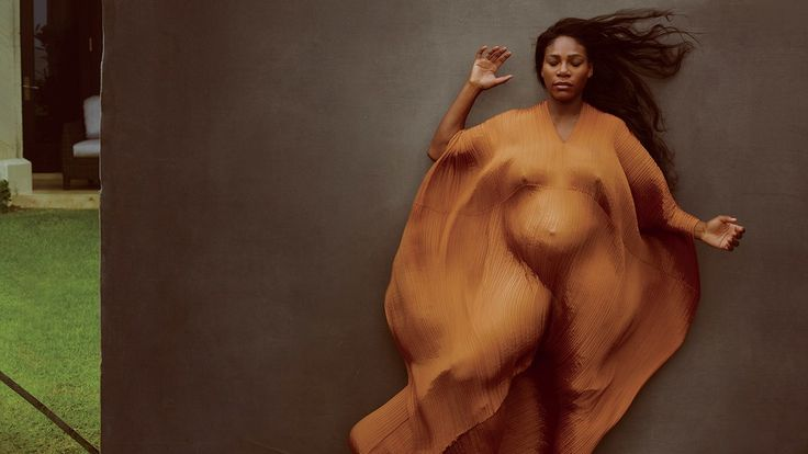 To those who know Serena Williams as tennis's fiercest competitor, her romance—and unplanned pregnancy—with Reddit co-founder Alexis Ohanian came out of left field. But the 35-year-old champion has never paid much heed to expectations. These Annie Leibovitz portraits capture Williams, arguably the world's greatest athlete, pregnant and in love.