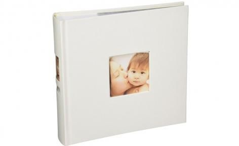 Ivory Side Photo Album by Pearhead