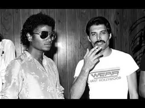 article michael jackson and freddy mercury a collaboration meant to be lmj more