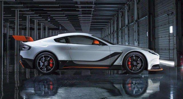 #astonmartin enjoymarket: Aston Martin Vantage GT3 (βίντεο)