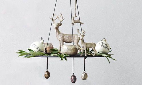 Nordic stylet dekorationsring #inspirationdk #collection