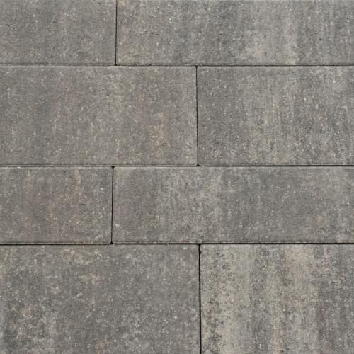 Klinkers - Oprit-steen banenverband Icey Blue banenverband