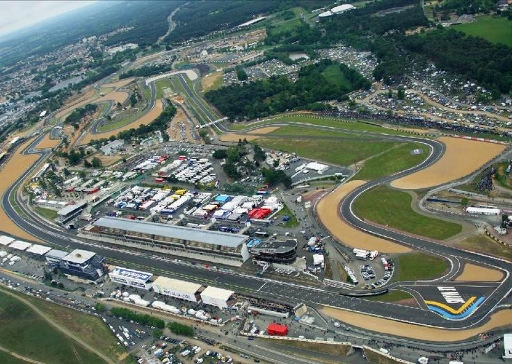 Le Mans, France