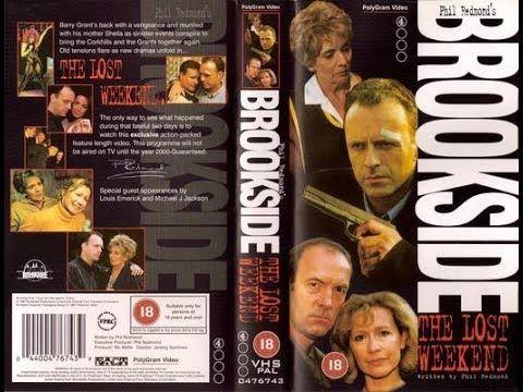 BROOKSIDE: THE LOST WEEKEND  (1997)  (18 certificate)