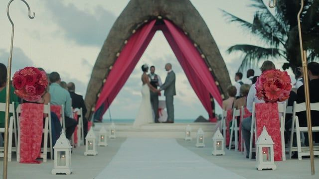 Camilla from Brazil and Mike from US have had their wedding day at Riviera Maya. We love all their family and friends it was a beautiful  beach wedding in Riviera Maya.    Wedding video by: www.reelove.com/ contacto@reelove.com  Phone: 011+52+8181922841   #Rivieramaya #weddings #mexico #honeymoons #photography