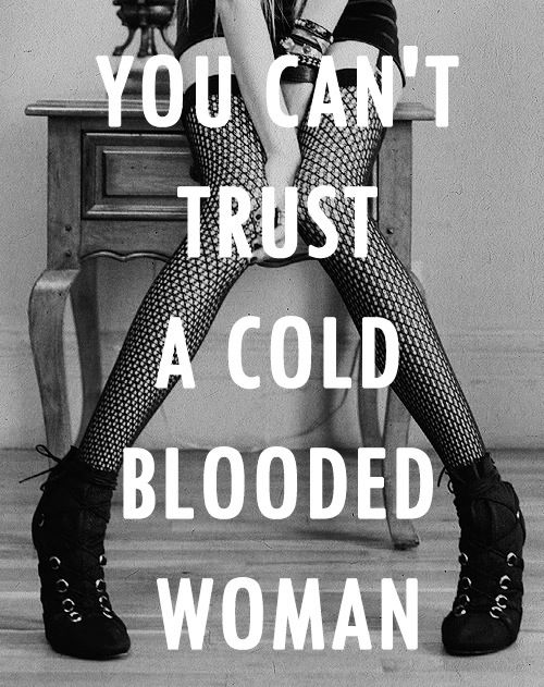 Cold Blooded - The Pretty Reckless
