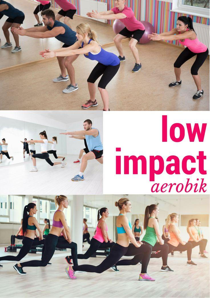 Aerobik to ćwiczenia tlenowe. Osobom początkującym zaleca się uczestnictwo w low impact aerobic - ćwiczeniach wykonywanych w wolnym tempie, a tym, które mają dobrą kondycję fizyczną, high impact aerobic, który jest dynamiczny. Czym jeszcze cechują się te rodzaje aerobiku?