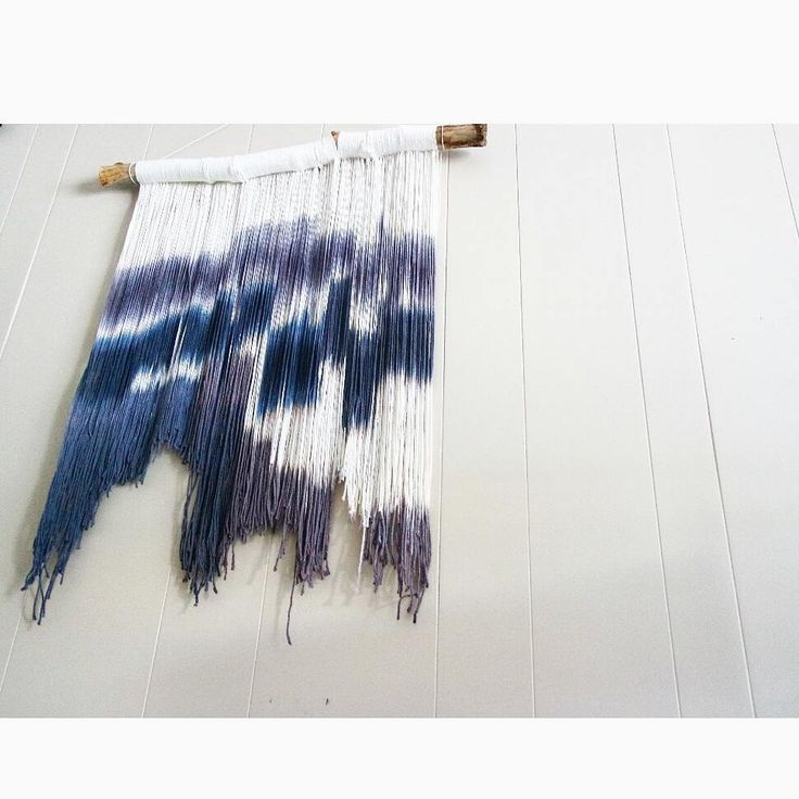 Wall Tapestry | Dip Dyed Tapestry | Boho Tapestry | Tapestry Wall Hanging | Baby room Decor | Beach Tapestry | Boho Decor | Woven Wall Hanging | Wall Blanket