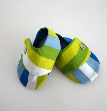 Willow Pillow Babies - Blue Sneakers / Tenis Blue www.willow-pillow.com