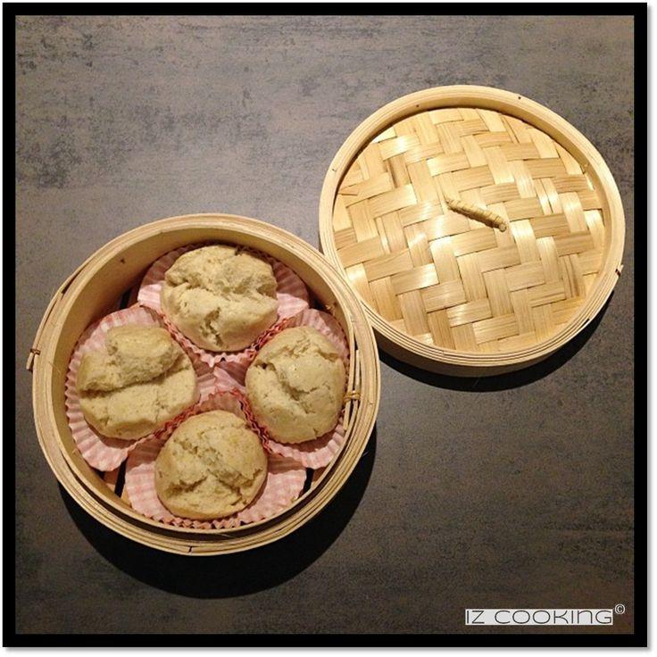 Jamie Oliver - Brioches - Buns - Lait de coco - Cuisine vapeur - Petits pains