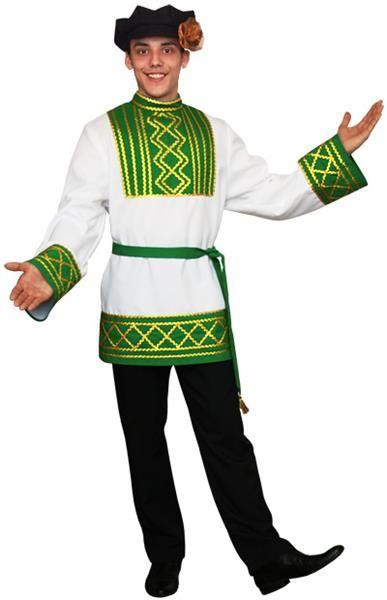 Русские народные мурские костюмы