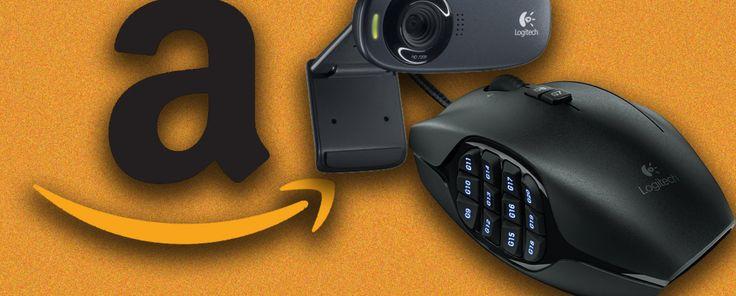 Amazon Has Some Ridiculous Deals on Logitech Accessories Today #Deals #Save_Money #music #headphones #headphones