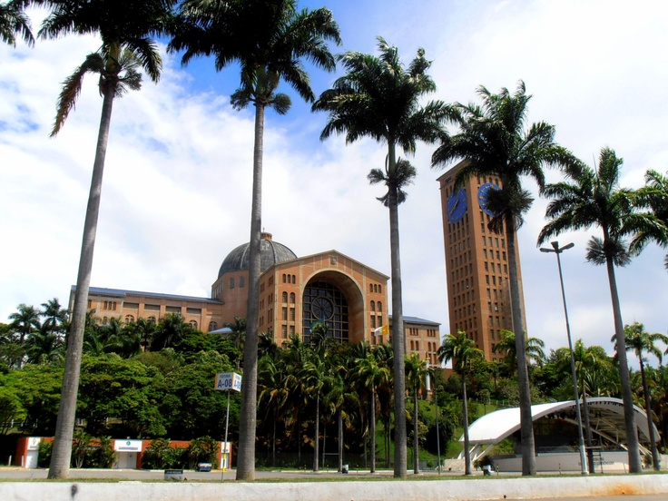 Catedral Nuestra Señora de Aparecida, Aparecida, Brasil