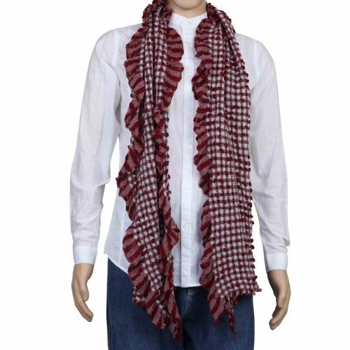 Men Scarf Wool Cold Weather Accessory Indian Dresses Jacquard Checkered ShalinIndia,http://www.amazon.com/dp/B008Z92DVW/ref=cm_sw_r_pi_dp_a7aZqb0D9XNZPGJF