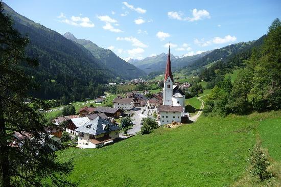 St. Anton am Arlberg, Austria