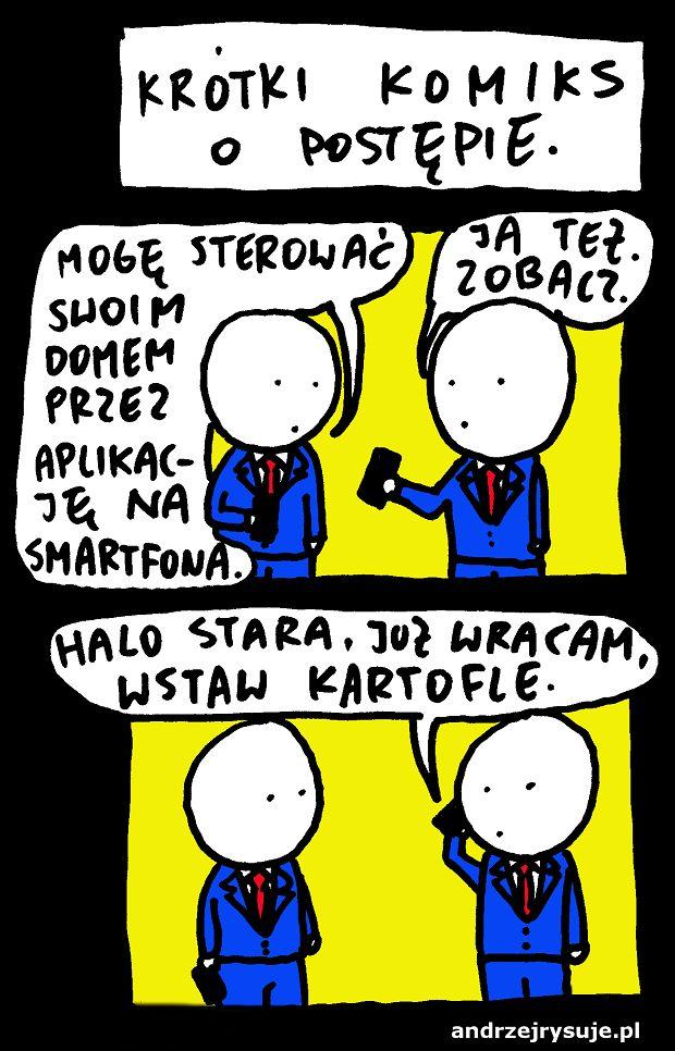 #andrzejrysuje