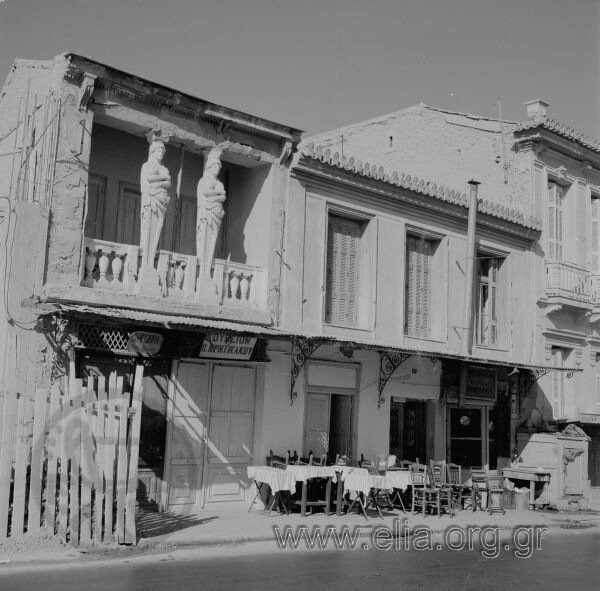 Psirri, Athens, 1960