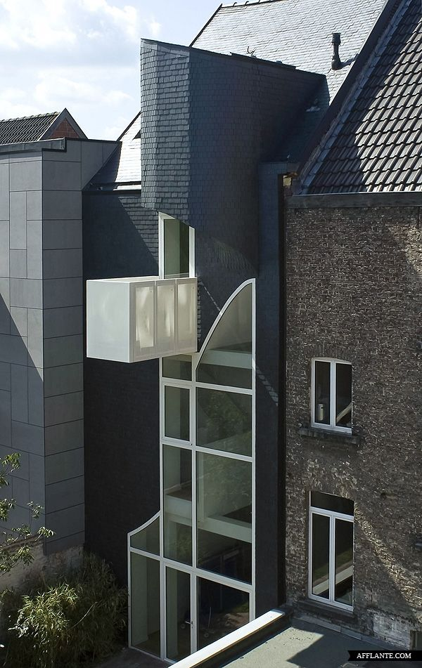 Holiday House in Belgium // Wim Goes Architectuur   Afflante.com