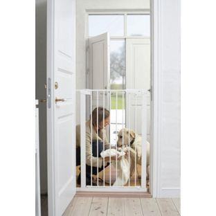 Buy Scandinavian Pet Extra Tall Gate - White at Argos.co.uk, visit Argos.co.uk to shop online for Dog gates
