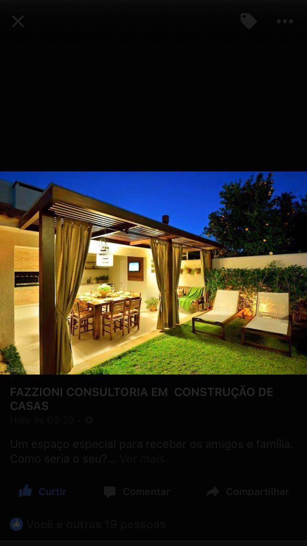 Pavillon, Hinterhofideen, Terrasse, Strandhäuser, Grillplatz, Madeira,  Spielplätze, Machst Du, Haus Vorbau