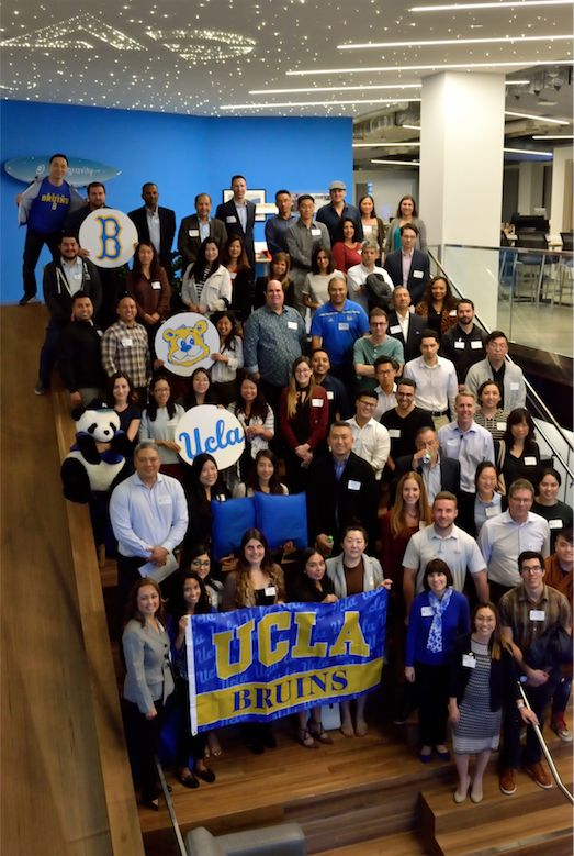 Last week we hosted a UCLA alumni event at the AutoGravity Headquarters!