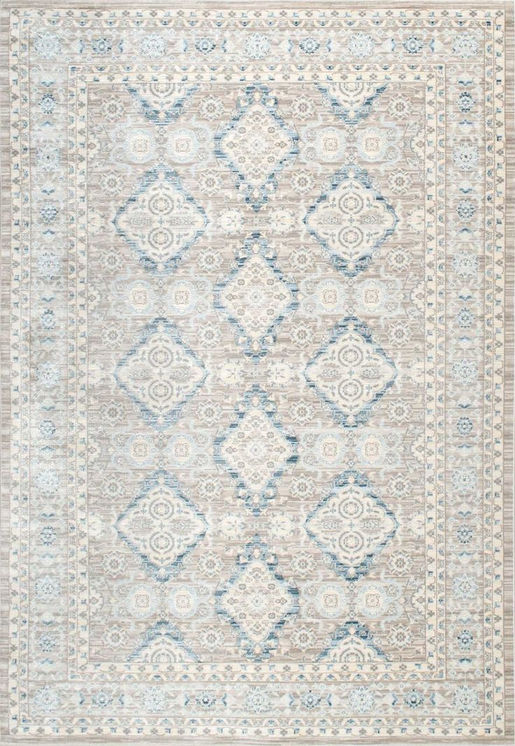 Waverly Rowed Diamonds VC01 Rug Used Here: Http://www.hommemaker.