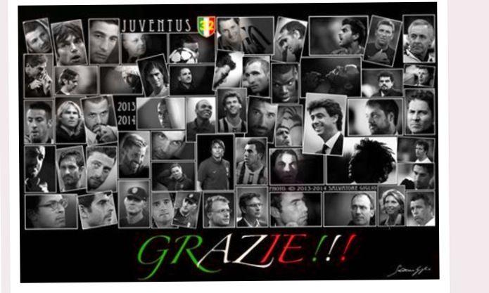 Questo splendido collage e' opera di Salvatore Giglio fotografo bianconero, grazie a lui le immagini più belle...