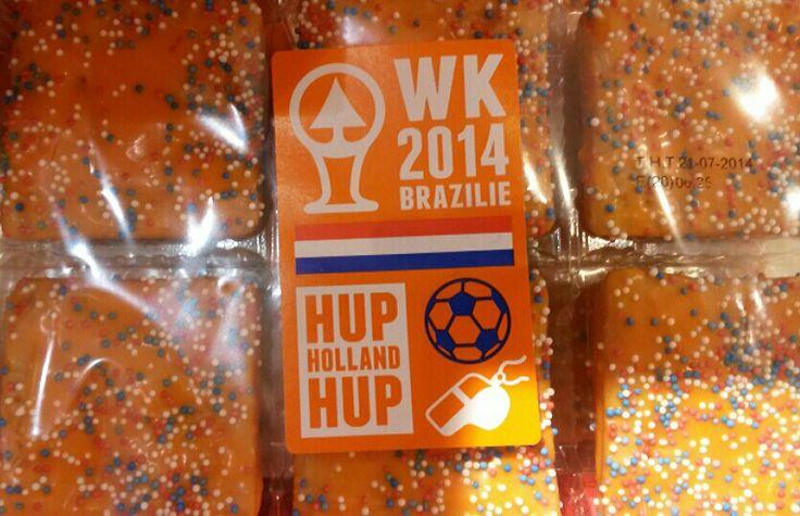 World Championship Soccer...the Netherlands & Orange  : )
