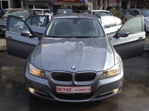 2012 BMW 320 D BORUSAN NAVİGASYONLU BOYASIZ