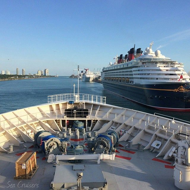 Cruise Ship Port Miami: 42 Best Cruise Ships & Ports! Images On Pinterest