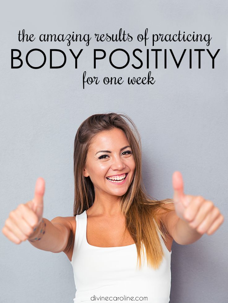 Here are seven ways to boost self-esteem and love your body. #Confident
