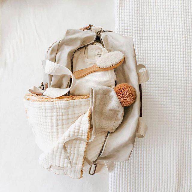 Luxury Hospital Bag Items