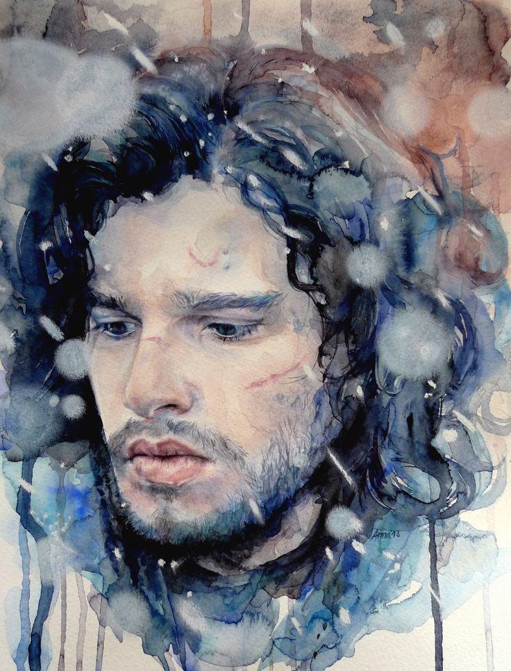 john snow, game of thrones