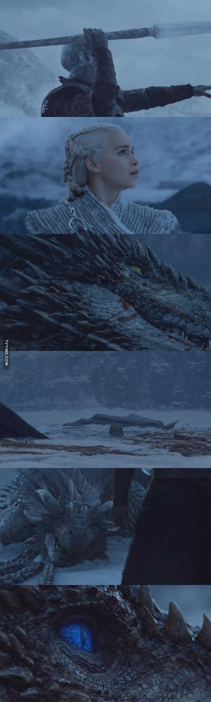 It's bad enough when they kill off characters, but when they start killing the animals, I'm like NOOOOOOOOO!!!!
