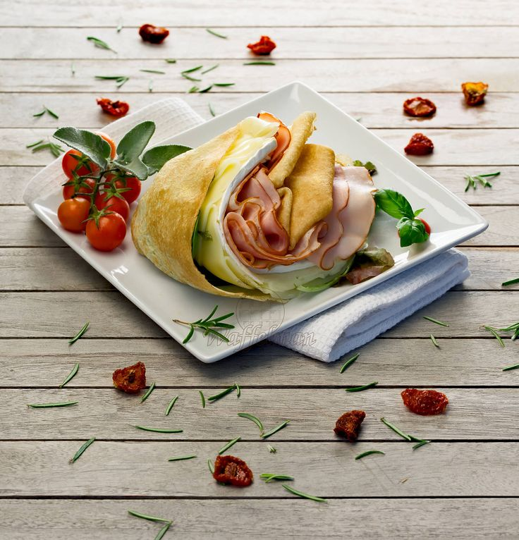 Crepes salate di Waffelman