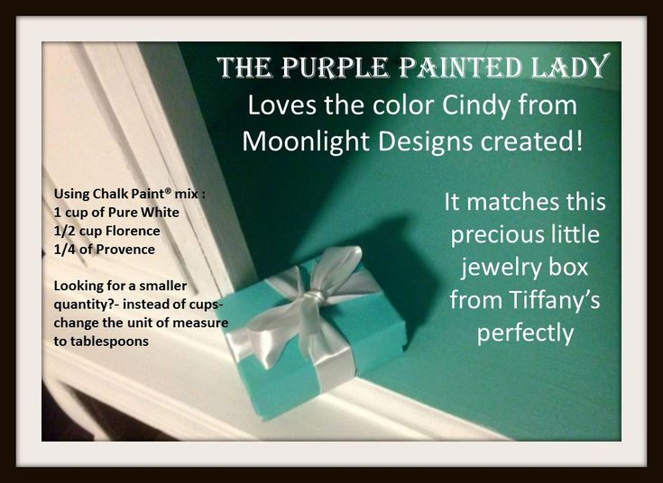 20 Best Images About Custom Chalk Paint Colors Made By