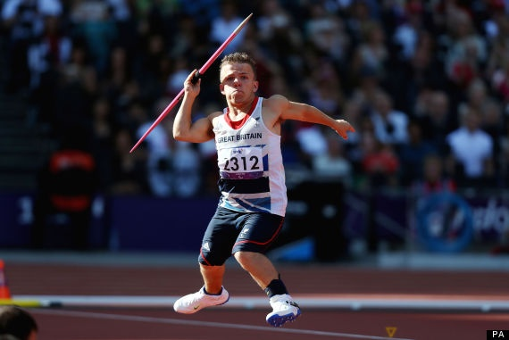 Huffington Post UK. Paralympics London 2012: Pictures Of The Day