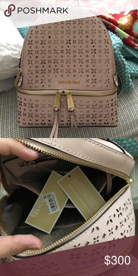 Michael Kors mini backpack Brand new with tags. Michael Kors Bags Backpacks